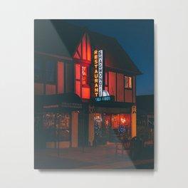 Shagwong Tavern 02 Metal Print
