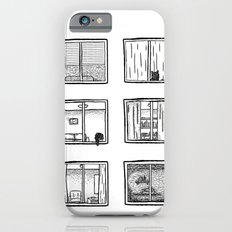 Every Window is A Story iPhone 6s Slim Case