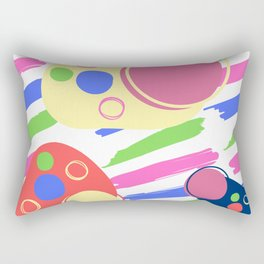 Bring Back The 80s and 90s Again! Rectangular Pillow