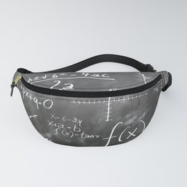 mathematics Fanny Pack