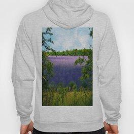 Summertime Lavender Hoody
