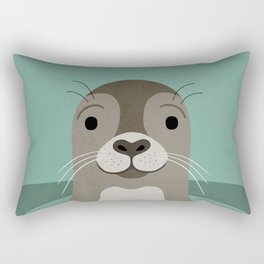 Sea you Seal Rectangular Pillow