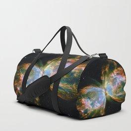 Butterfly Nebula Duffle Bag