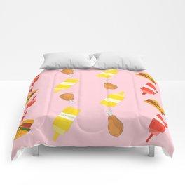 Feed Me Comforters