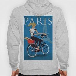 Vintage poster - Paris Hoody