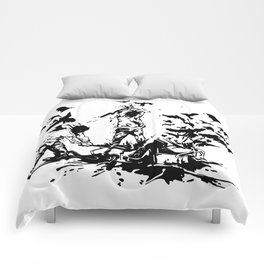 Famous also Fade Comforters