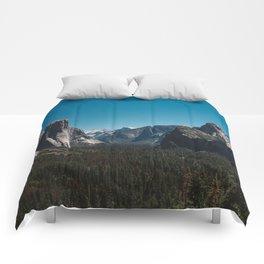 Tunnel View, Yosemite National Park II Comforters