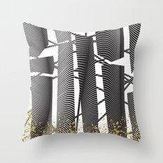TRANSCENDENCY Throw Pillow