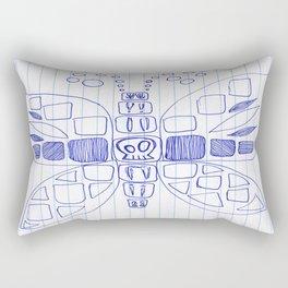 Uni-Doodle #5 Rectangular Pillow