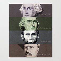 130 Years of History Canvas Print