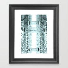 Genesis Framed Art Print