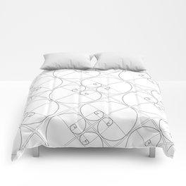 Golden Ratio (Part II) Comforters