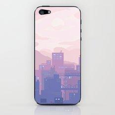 Sleeping City iPhone & iPod Skin