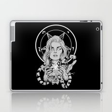 Black Mass Ritual Laptop & iPad Skin
