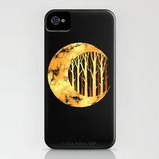 Nature moon iPhone (4, 4s) Slim Case