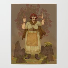 The Wyrd: Morag Poster