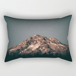 Mount Hood VI Rectangular Pillow
