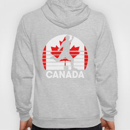 Canada Soccer Football CAN Hoody