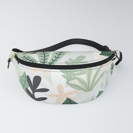 Into the jungle II Fanny Pack