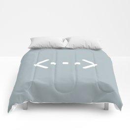 ellipsis Comforters