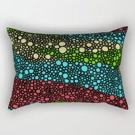 River Pebbles Rectangular Pillow