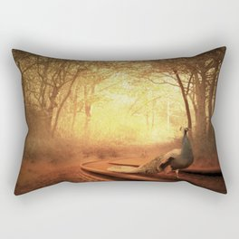 Beauty Of the Beast Rectangular Pillow