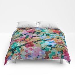 Abstract XXVIII Comforters