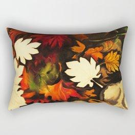 Autumn in Water II Rectangular Pillow