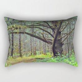 Can you Spot the Elf? Rectangular Pillow