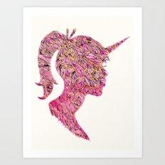 Honey & Gunpowder Art Print