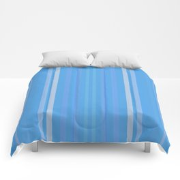 Forget Me Not Blue Comforters