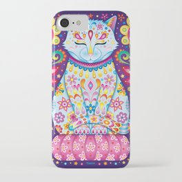 Zen Cat iPhone Case