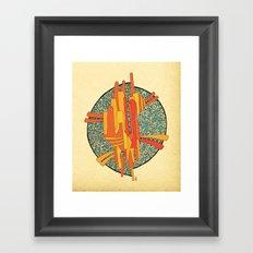 - cosmosigner_01 - Framed Art Print
