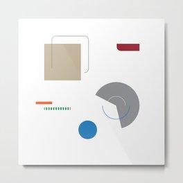 not so simple Metal Print