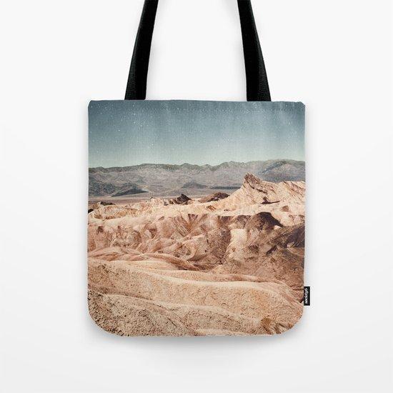 Desert Cliffs Tote Bag