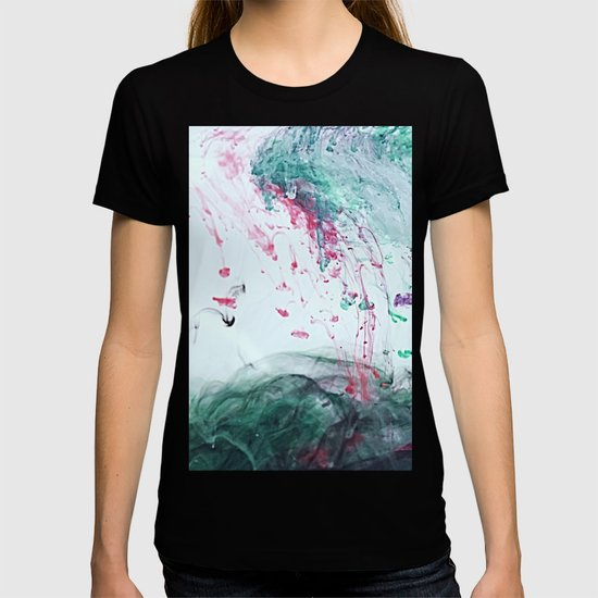 Raspberry Ocean Ink Fluid by jacob-sternberg