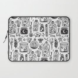 The Tiny Witch Gallery Laptop Sleeve