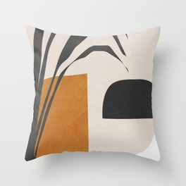 Abstract Shapes 3 Throw Pillow