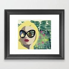 I'll Find You Framed Art Print