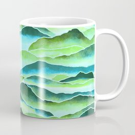 Rainforest Mountains  Coffee Mug