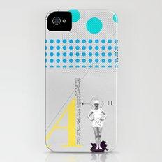 Copa. iPhone (4, 4s) Slim Case