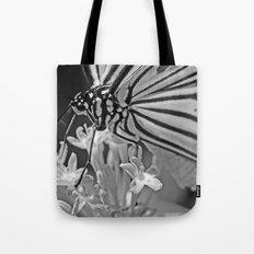 Flutter V Tote Bag