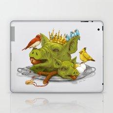 Furious Fowl Laptop & iPad Skin