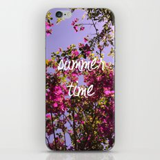 Summer Time iPhone & iPod Skin