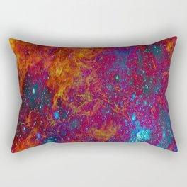 HYPNOTIC HELLFIRE BURST Rectangular Pillow