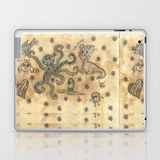 Silly Octopus Laptop & iPad Skin