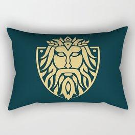 ANCIENT GREEK LOGO Rectangular Pillow