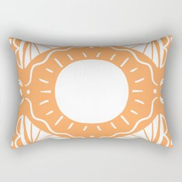 western sunshine Rectangular Pillow