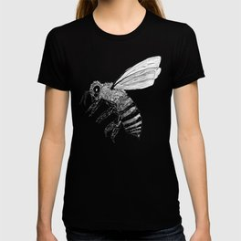 Amos Fortune Bee T-shirt
