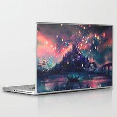The Lights Laptop & iPad Skin